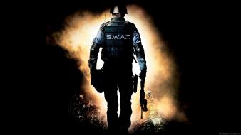 Movies swat weapons wallpaper