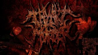 Music bands deathcore thy art is murder Wallpaper