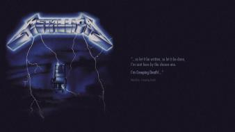 Music quotes metallica album covers creeping death wallpaper