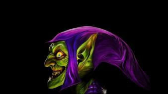 Spider-man marvel comics green goblin villain comic wallpaper