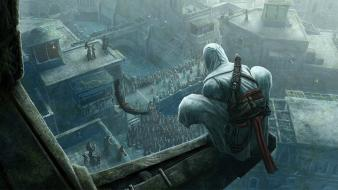 Video games assassins creed wallpaper