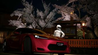 Video games gran turismo 5 ps3 toyota ft-86 wallpaper