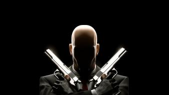 Video games hitman absolution agent 47 game Wallpaper