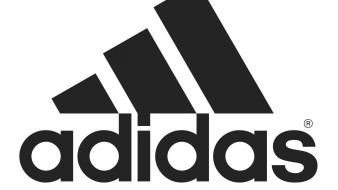 Adidas brands white background wallpaper