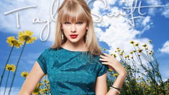 Blondes taylor swift bangs wallpaper