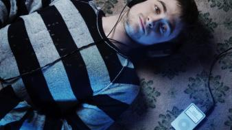 Carpet lying down daniel radcliffe striped clothing wallpaper