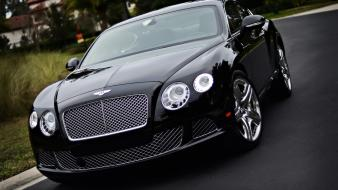 Cars bentley gt wallpaper