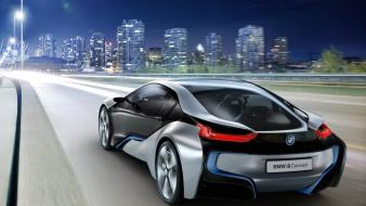 Cars concept art bmw i8 vision wallpaper