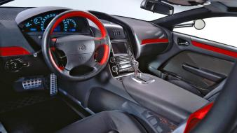 Cars dashboards maybach exelero 2005 wallpaper