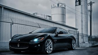 Cars maserati wallpaper