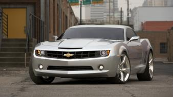 Cars muscle chevrolet camaro ss wallpaper