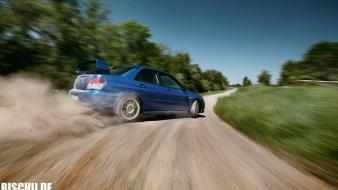 Cars rally subaru impreza wallpaper
