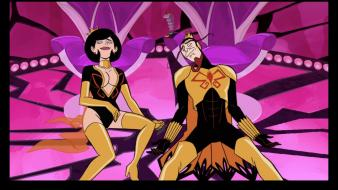 Costume cleavage the venture bros. monarch dr. girlfriend Wallpaper