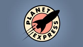 Futurama planet express wallpaper