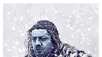 Game of thrones winter is coming house stark wallpaper
