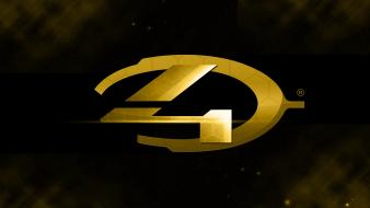 Halo gold logos 4 343 industries wallpaper