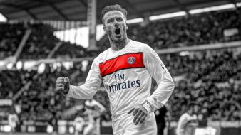 Hdr photography selective coloring psg paris saint-germain wallpaper