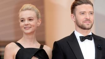 Justin timberlake carey mulligan inside wallpaper