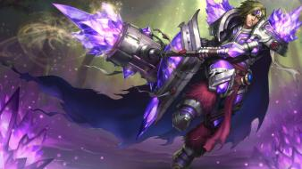 League of legends armor taric wallpaper