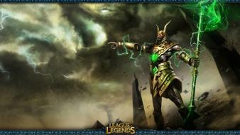 League of legends nasus Wallpaper