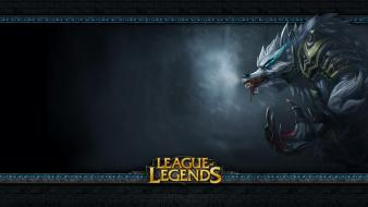 League of legends warwick tundra wallpaper