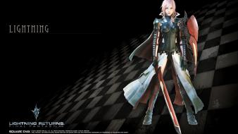 Lightning returns: final fantasy xiii wallpaper