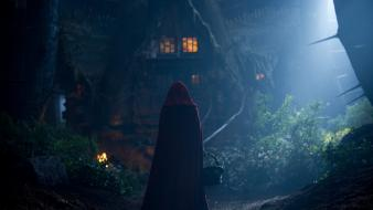 Little red riding hood fantasy art (movie) wallpaper