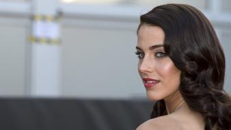 Long hair industry jessica lowndes awards bt wallpaper