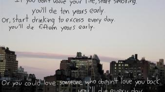 Love text quotes wallpaper