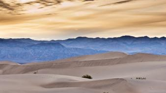 Mountains landscapes sand desert wallpaper