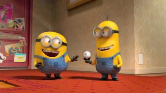 Movies minions despicable me 2 animated wallpaper