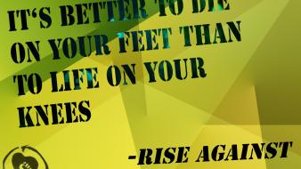 Quotes rise against knees survivor guilt wallpaper