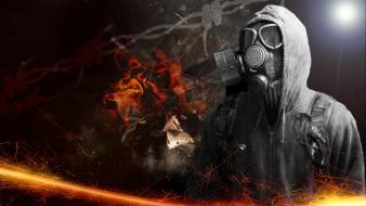 Shadow of chernobyl call pripyat stalker 2 wallpaper