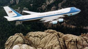 Aircraft avia air force one Wallpaper