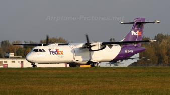 Aircraft cargo aircrafts fedex bussines wallpaper