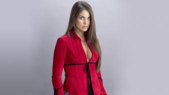 Brunettes actresses singers blouse nadia bjorlin persian-swedish wallpaper