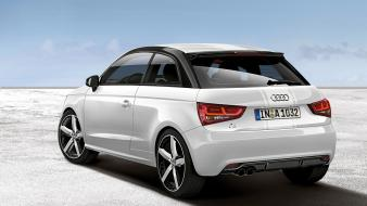 Cars audi a1 static german wallpaper