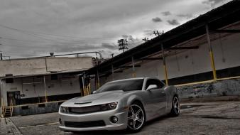 Cars muscle chevrolet camaro ss auto wallpaper