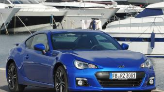 Cars subaru brz Wallpaper