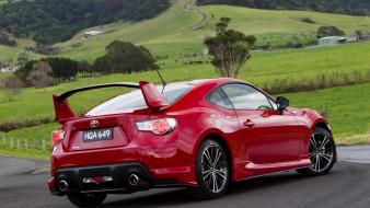 Cars toyota tuning gt86 aero wallpaper