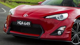Cars toyota vehicles tuning gt86 aero wallpaper