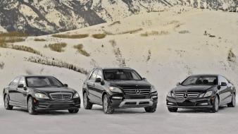 Cars vehicles mercedes-benz wallpaper