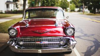 Chevrolet old cars Wallpaper