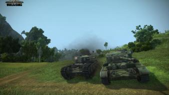 Comet world of tanks churchill screens image i wallpaper