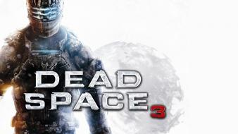 Dead space isaac clarke 3 game wallpaper