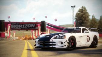 Dodge viper 2010 acr srt10 forza horizon wallpaper