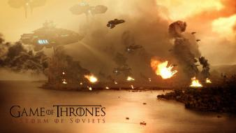 Fiction artwork game of thrones kings landing wallpaper