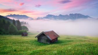 Germany meadow alps wallpaper