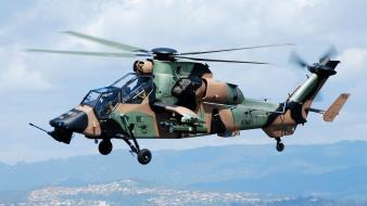 Helicopters tigre french eurocopter wallpaper
