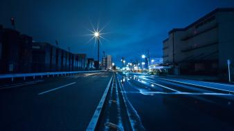 Japan tokyo cityscapes urban city lights wallpaper